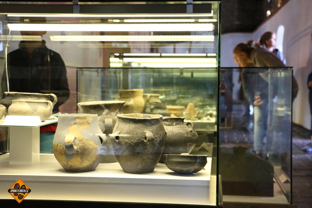 Archeologická expozice, Oravský hrad