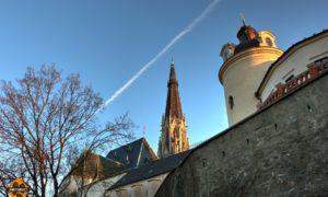 Na druhou nejvyšší kostelní věž v ČR