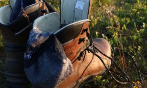V Jeseníkách pod širákem za Smrkem – 2denní