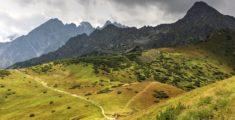 Úžasný výstup Monkovou dolinou v Belianských Tatrách