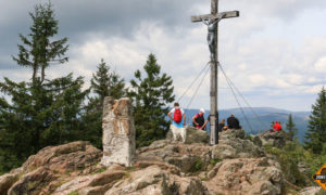 Grosser Rachel, Bayerischer Wald výlet #2