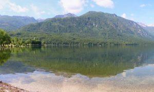 Bohinj: okruh kolem jezera a vodopád Savica
