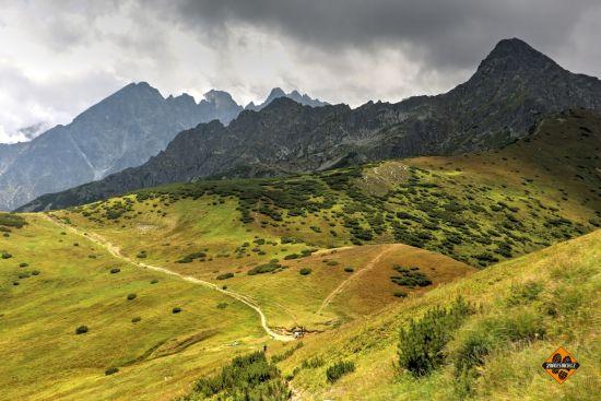 Hory umí být pěkně barevné, belianské tatry
