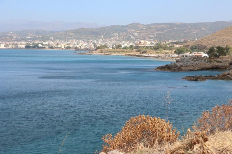 kasteli - kissamos, kréta, řecko