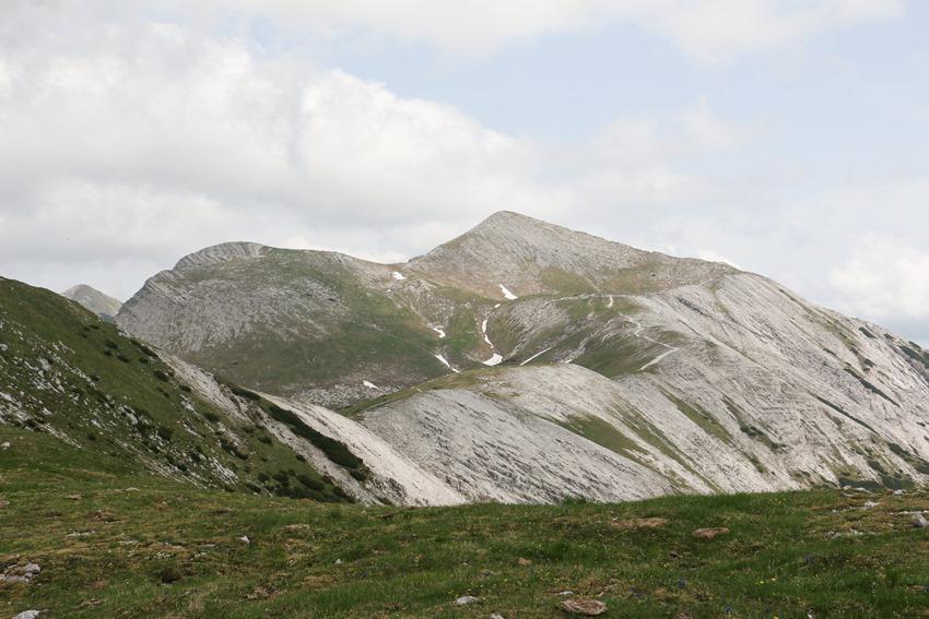 vrchol Rodica, Slovinsko